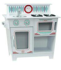 Kidkraft Classic Kitchenette White, wooden kitchens, play kitchens
