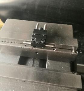 Frässchraubstock Werkstopp Teillokator CNC Werkzeugmaschine