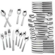 Lenox Babson 110 Piece Stainless Flatware Set Service for 12 New