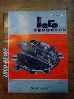 LOCO REVUE N°313 - 1971