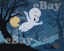 Rare! Casper The Friendly Ghost Cartoon Color Tv Photo Harvey Comics Paramount