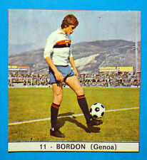 IL MONELLO CALCIO 73-74-Figurina-Sticker n.11 - BORDON - GENOA