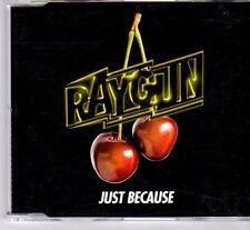 (DX699) Raygun, Just Because - 2009 DJ CD