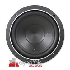 "Rockford Fosgate P1S4-10 PUNCH 10"" Car Audio Subwoofer SVC 4-ohm 500W P1 Sub New"
