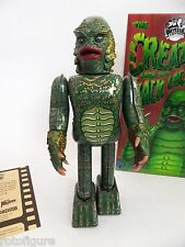 "universal Monsters the creature Tin toy Wind Up 9"" new in box"