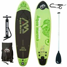 AQUA MARINA Breeze SUP inflatable Stand Up Paddle Surfboard Modell Board