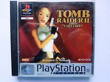 Tomb Raider II (Sony PlayStation 1, 1999)