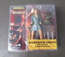 Elizabeth Swann Bath House NECA REEL TOYS Pirates of the Caribbean Series 2 MOC