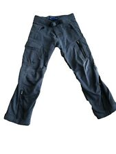 BMW MOTORRAD CITY DENIM ARMORED PADDED JEANS PANTS TROUSERS XL MOTORCYCLE