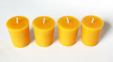 Votive Beeswax Candle - 100% Pure Beeswax – USA