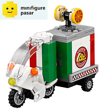 The Lego Batman Movie 70910 - Pizza Delivery Motorcycle Vehicle Only - New