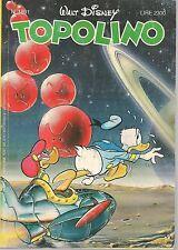 TOPOLINO N° 1891 - 23 FEBBRAIO 1992