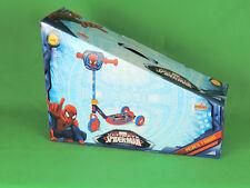 Scooter Spiderman Kinder Kinderroller 3 Räder Marvel Trettroller NEU&OVP