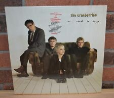 THE CRANBERRIES - No Need to Argue, Ltd/1000 180G CRANBERRY RED VINYL Gatefold