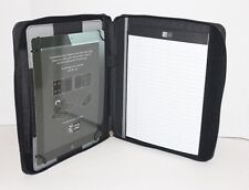 "Ipad tablet Holder Portfolio case Logic® Zippered case with Media Holder 7""-10"""