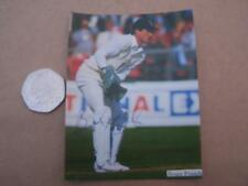 Bruce French    -  Cricket Autograph on Newspaper/Magazine Cutting