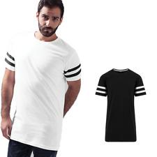 BYB SLEEVE STRIPE JERSEY T-Shirt Streifen College Ärmelstreifen Ärmel S-XXL