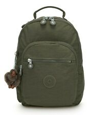 Kipling CLAS SEOUL S Backpack with Tablet Compartment - Jaded Green C