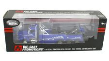 DCP 1:64 *BLUE* Kenworth T800 w/Century 9055 TOW TRUCK WRECKER *NIB*