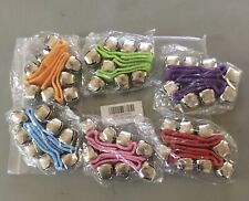 12pcs Band Wrist Bells