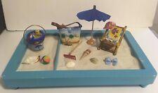 Sinclair Limoges France Trinket Ltd Ed Box - Peint A La Main - Beach Collection