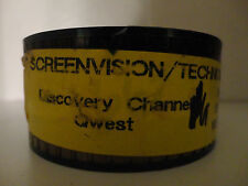 "Discovery Channel ""QUEST""  35mm theater ad for show 60 second commercial SCOPE"