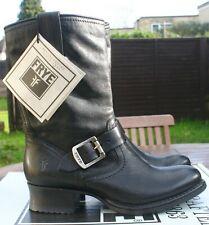 Frye Martina Engineer Short Boots Size 3 1/2