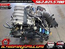 JDM VQ35 NISSAN PATHFINDER INFINITI QX4 3.5L V6 2001-2005 VQ35DE ENGINE FRONTIER