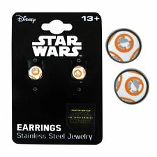 Star Wars BB-8 Stud Earrings