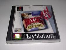 Action/Adventure Sony PlayStation 1 Boxing Video Games