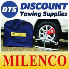 Milenco Aluminio Caravana Autocaravana Remolque Nivelador Nivel Inc Bolsa X 1 2776