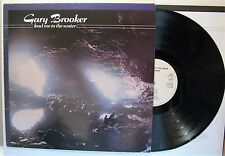 """GARY BROOKER """"LEAD ME TO THE WATER"""" VINYLE LP(LINE RECORDS 6.25174 AP;D-1982) M-"""