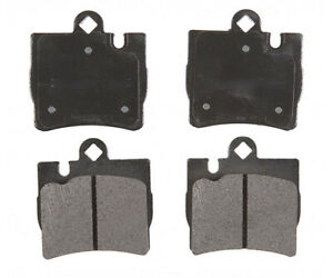 Disc Brake Pad Set fits 2000-2004 Mercedes-Benz CL55 AMG S430 CL500  RAYBESTOS