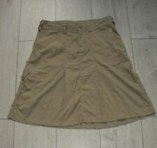 "The North Face ""4"" Skirt Womens Beige Ladies Shorts"
