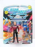 Star Trek Next Generation Captain Picard In Duty Uniform Action Figure 1994