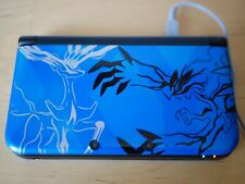 Nintendo 3DS XL Pokemon X and Y preloaded with 28Games (32GB SD Card) + Charger