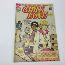 original Romance Comic -- GIRLS' LOVE stories  # 159 -- May 1971 -- DC - clean