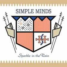 Sparkle In The Rain (Deluxe Edition) von Simple Minds (2015), Neu OVP, 2 CD