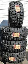 33-12.50-20 114Q Load E Federal Couragia MT New 4 Tires LT33x12.50R20 33125020