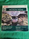 Vintage Coleman Propane in box  Stove Model 5438 5438b700 Bin 732