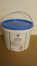 More details for super value 2 x 3.25 kg tubs of deodorant toilet urinal/toilet channel blocks