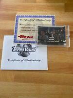 2019 Topps Star Wars The Resistance United Blank Back 1/1 Proof Card W/coa