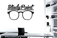Study Point Wall Stickers Vinyl Art Decals