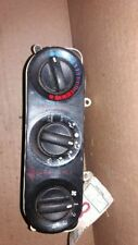 99 00 COUGAR TEMPERATURE CONTROL W/O AUTOMATIC TEMPERATURE CONTROL 72842
