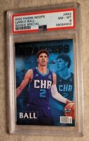 2020-21 Panini Hoops LaMelo Ball RC Rookie Special PSA 8💎GREAT INVESTMENT💲📈