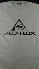 Signed Aeon Flux T-Shirt (Xl) by creator and director Peter Chung at G4Tv (rare)