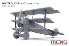 Meng Qs-003 1/24 Fokker Dr I Triplane