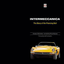 Intermeccanica - The Story of the Prancing Bull by Paula Reisner, Andrew McCredie (Hardback, 2010)