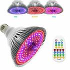 Grow Light Bulbs,100W Led Grow Light Bulb with 4 Dimmable Levels 3 Modes 1 pack picture