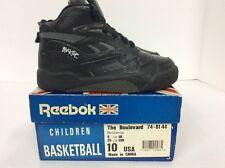 "Reebok ""The Boulevard"" Childrens Basketball sneaker size 10 Style# 74-8144"